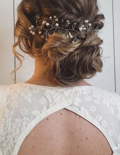 Rebeca Ruano Peluquera y Maquilladora Novias de boda Madrid