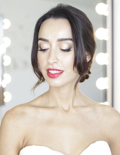 Rebeca Ruano Maquilladora y peluquera Novias Bodas Madrid